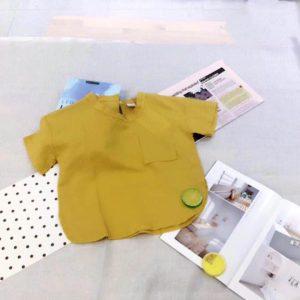 áo Linen Cho Bé Trai