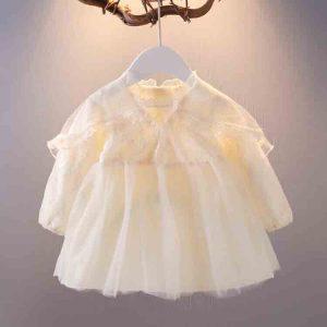 đầm công chúa bé gái 1 tuổi
