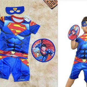đồ bộ siêu nhân bé trai