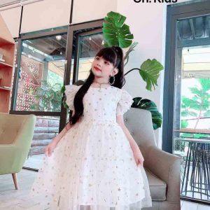 Đầm công chúa ngôi sao GH